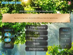 """You shall not fear them, for it is the Lord your God who fights for you.'"" is a verse from which Bible book? See answer on BibleGateway: https://www.biblegateway.com/passage/?search=Deuteronomy+3%3A22&version=ESV (Screenshot from *FREE* app: https://itunes.apple.com/app/id775306923)"