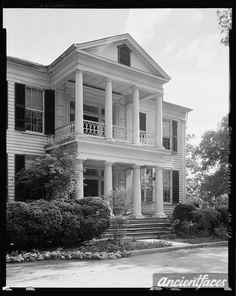 Glencairn, Greensboro, Hale County, Alabama  family photo