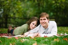 Engagement Photos at Frick Park in Pittsburgh |
