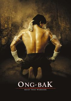 Ong-Bak - Tony jaa should just stick to stunts and choreo, but martial arts movie must