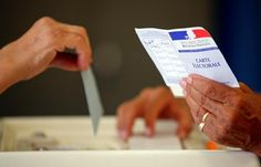 France elections voting