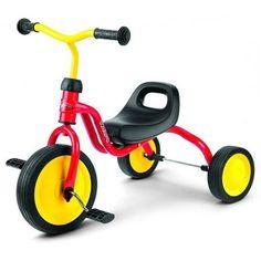 Велосипед Fitsch, Puky  — 4995р. ------------------------------- Трехколесный велосипед Fitsch станет первым  незабываемым транспортом вашего ребенка.  Сидение с ручкой для переноски на спинке  регулируется по росту ребенка и принимает  анатомическую форму, что делает поездки  малыша комфортными и безопасными. Производство  - Германия.