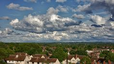 HDR Clouds Over Walsall