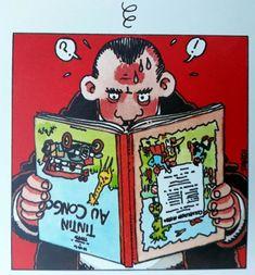 Comic Books Art, Book Art, Tintin Au Congo, Album Tintin, Casterman, Ligne Claire, Le Far West, Cartoons, Comics