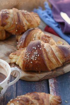 Pretzel Croissants {Bread Baking Babes}