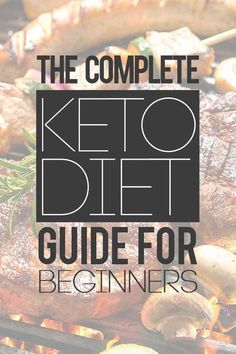 The ultimate ketogenic diet guide for beginners and seasoned dieters alike! - The ultimate ketogenic diet guide for beginners and seasoned dieters alike! Get started with tips, - Keto Diet Guide, Ketogenic Diet Plan, Ketogenic Recipes, Healthy Recipes, Keto Recipes, Atkins Diet, Dessert Recipes, Healthy Tips, Healthy Eating