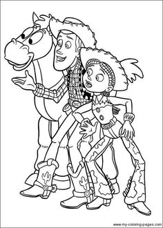 surfboard coloring   Woody+and+buzz+coloring+pages