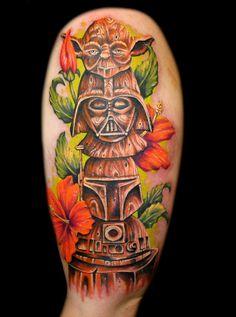 Chris 51 @ Area 51 Tattoos