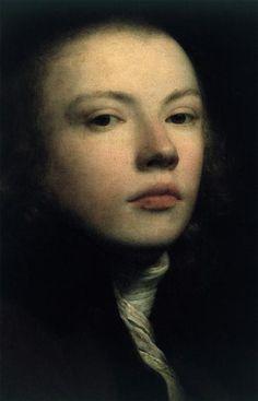 Pierre-Paul Prud'Hon - Portrait of a Youth  1800