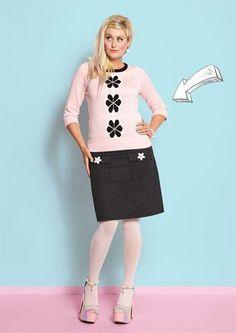 Margot bluse Miss Flamingo no 1001 / blouse MargotMWMwear forårs nyheder 2017
