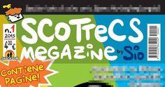 In occasione dell'uscita dello Scottecs Megazine, del quale vi abbiamo già parlato in precedenza qui, arriva il divertentissimo spot - http://c4comic.it/2015/02/04/scottecs-magazine-ecco-il-divertentissimo-spot-di-sio/