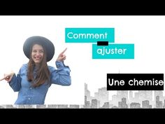 Comment ajuster une chemise - YouTube