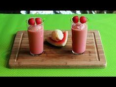 Oreo-Smoothie & Wassermelonen-Smoothie