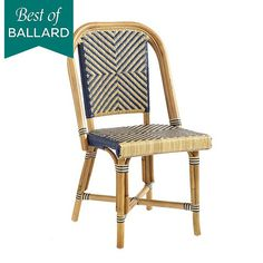 Paris Bistro Chairs - Set of 2
