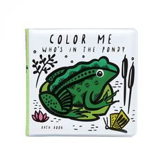 Booktopia has Color Me: Who's in the Pond?, Baby's First Bath Book by Surya Sajnani. Buy a discounted Bath Book of Color Me: Who's in the Pond?