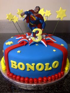 180 Degrees Catering and Confectionery Superman Birthday Party, 3rd Birthday, Birthday Ideas, Birthday Parties, Superman Cake Topper, Superman Cakes, Party Themes, Party Ideas, Confectionery