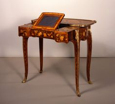 writing table by Oeben