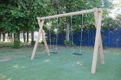 Seat Swing Set, Playground Equipment