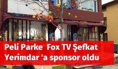 Peli Parke Fox TV 'Şefkat Yerimdar' adlı diziye sponsor oldu. Başrollerinde Özgürcan Çevik Başak Parlak Salih Kalyon Murat Akkoyunlu Suzan