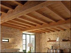 Nappali - Antik bútor, egyedi natúr fa és loft designbútor, kerti fa termékek, akácfa oszlop, akác rönk, deszka, palló Pergola, Sweet Home, Cottage, Outdoor Structures, Rustic, House, Furniture, Modern, Buildings