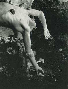 George Platt Lynes - Narcissus, 1939
