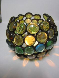Lantern Ball Tiffany Style Stained Glass