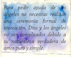 #UniversoDeAngeles Para pedir ayuda angelical...