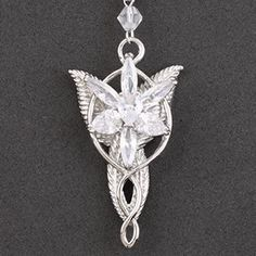 To be given the evenstar necklace from lord of the rings that be an to be given the evenstar necklace from lord of the rings that be an awesome wedding present lotr party pinterest lotr lord and ring aloadofball Choice Image