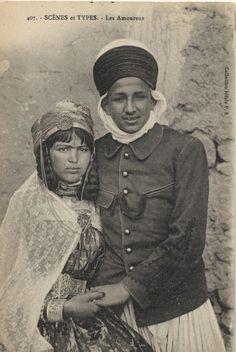 Les amoureux Arabes