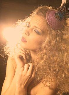 Photographer Zach Hertzman I Makeup & Hair Jessica Jean Myers I Stylist Alexandra Loeb I Model Danielle (Sutherland)