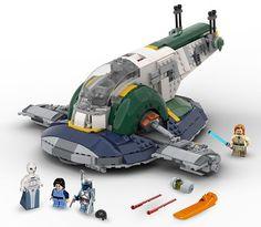 Lego Star Wars Mini, Star Wars Set, Lego City Sets, Lego Sets, Lego Clones, Star Wars Spaceships, Lego Pictures, Amazing Lego Creations, Lego Spaceship