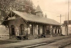 Ridgefield Train Station