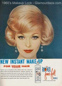 The early1960s-face.