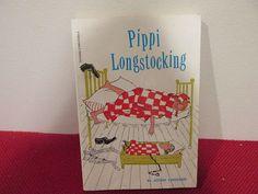 Pippi Longstocking by Astrid Lindgren Paperback by TFSloan on Etsy