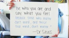 Dr. Seuss - So wise