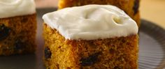 Make classic pumpkin bars with the help of Bisquick® mix, then smother them with buttery cream cheese frosting.