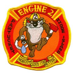Pawtucket Fire Department (RI)   Station 2 patch