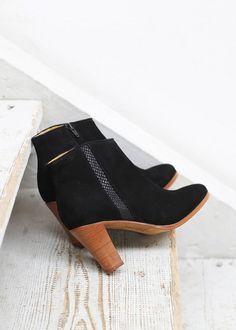 Sézane / Morgane Sézalory - Dakota boots #sezane #dakota