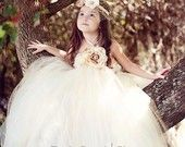 All Tangled Up in Rapunzel Tutu Dress SZ 35 por lauriestutuboutique