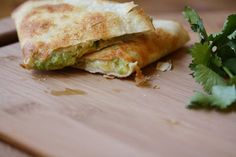 Avocado Quesadillas | Big Girls Small Kitchen