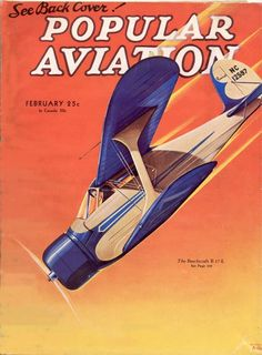 Vintage Popular Aviation