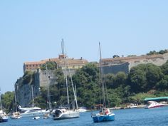 Ilha de Santa Margarida, Cannes