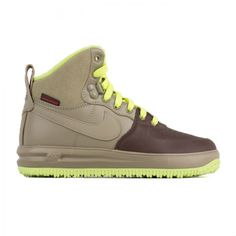 The Nike Kids Lunar Force 1 Sneakerboot is availavble for $125 in GS sizes on CityGear.com