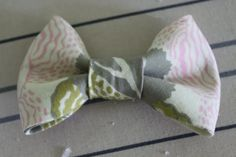 OK, no way in hell am I paying 40 dollar for a bowtie dog collar...  I'm figuring out how to make one!