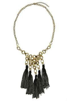 Statement Of Mind Necklace