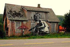 Street Art: Bis zum Hals in der Straßenpfütze – Seite 7 | Lebensart | ZEIT ONLINE