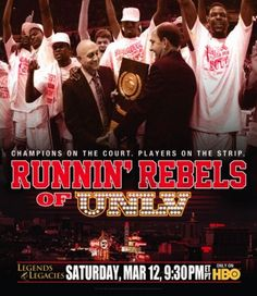 Runnin Rebels Of UNLV