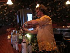 Mike Shea, Rum Club (PDX) lacocktails.com