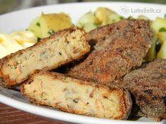 Recept: Pasta ze slunečnicových semínek na Labužník. Pork, Pasta, Meat, Kale Stir Fry, Pork Chops, Pasta Recipes, Pasta Dishes