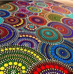 Mandala Art Lesson, Mandala Painting, Dot Painting, Stone Painting, Mandala Dots, Mandala Design, Mandala Painted Rocks, Process Art, Art Tips